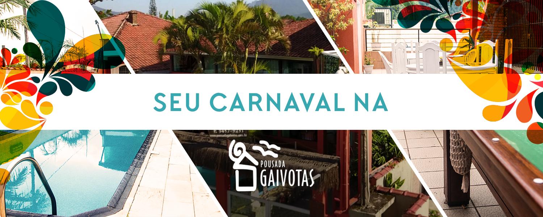 Carnaval 2019 na Pousada Gaivotas